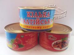 Klika of Baltiska in tomato sous 250g No. 5 TM Our