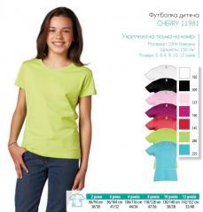 SOL'S CHERRY t-shirt - 11981