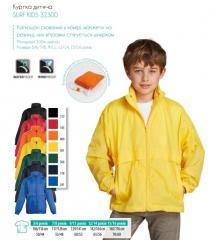 SOL'S SURF KIDS windbreaker - 32300