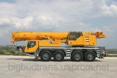 Автокран 90 тонн