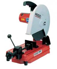 Circular saws for cutting of pipes and a profile,