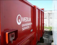 Containers for collecting of waste