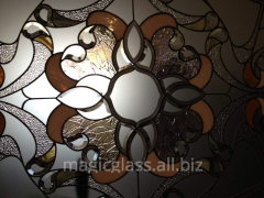 "Stained glass partitions ""Dnipropetrovsk"