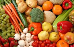 Live soil for vegetables