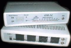 Модем оптический серии ОМ-34