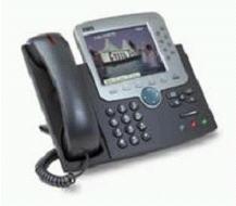 Телефон VoIP производство  Cisco Systems