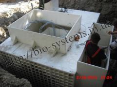 Independent sewerage Bio-15