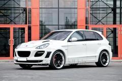 Тюнинг обвес диски спойлер Range Rover, Porsche,