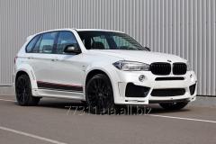 Tuning of BMW X5 F15 2014-2016