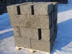 Арболитовые блоки строительные