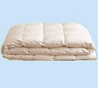 Down filled blanket 210 from manufacturer