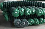 """Grid """"Chain-link"""" galvanized"""