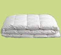 Одеяло пуховое полуторное от производителя