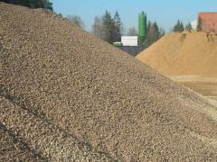 Sand construction.