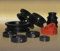 Rubber products for the dairy industry