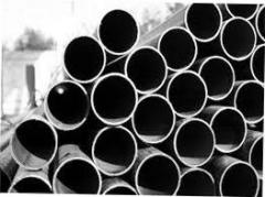 Hot-rolled seamless pipe 127х16 state standard