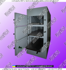 Холодильные камеры для хранения трупов