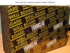 Пеностекло для «мокрых фасадов Foamglas Wallboard