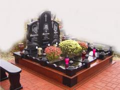 Ритуальные комплексы из габбро и гранита