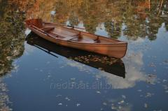 Wooden boat WHITEHALL