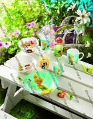 Набор для детей 3 пр Luminarc Disney Fairies