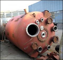 Capacity V-40m3 (under pressure of 6 atm.)