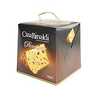 Panettone's cake with candied fruits and