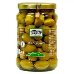 Olives huge green GGG of 310 g