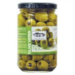 The olives preserved without stone of 300 g