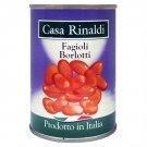 Фасоль Casa Rinaldi Борлотти 400 g