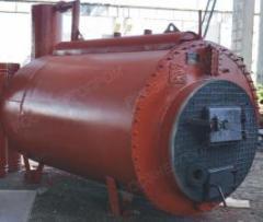 KV-300 boiler