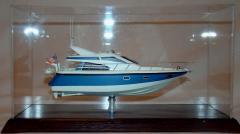 Mô hình xuồng máy, du thuyền, tàu thủy, điều khiển