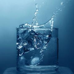 Вода дистиллированная налив