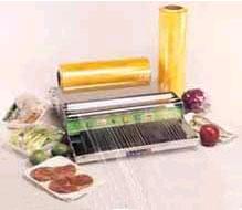 Устройство `Горячий стол` для упаковки в