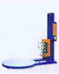 Paletooborachivayushchy machine (paletayzer)