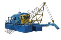 Земснаряд капсульного типа НСС -800/40 - К-ГР