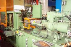 Kockner Ferromatik FM-140 automatic molding