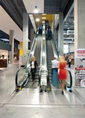 Escalators and travelatorama