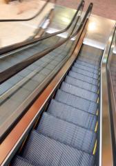 PUHP Pilawa escalator