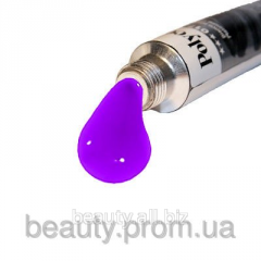 Paint acrylic Policolor No. 447 of violet bright