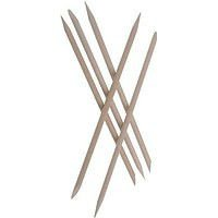 Orange sticks for manicure average 1 pieces
