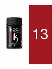 Gel color 13 Red of 4 ml (Kodi)