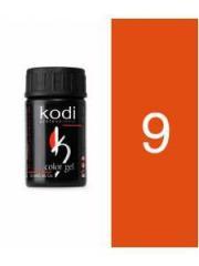 Gel color 09 Orange of 4 ml (Kodi)