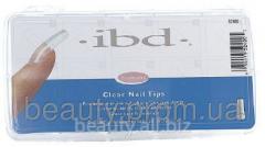 Tipsa of 100 pieces of ibd transparen