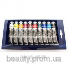 Set of acrylic Policolor 10 paints * 20 ml.