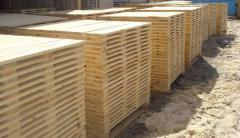 Preparations for europallets