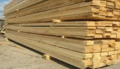 Edged board (pine) of 25-50 mm