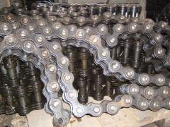 Цепи грузовые пластинчатые цепи (ГОСТ 191-82)