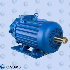 Crane electric motor 4MTH132LA6, Ukraine