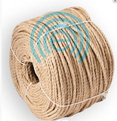 Dzhutny ropes from 4 to 40 mm WHOLESALE, Twine